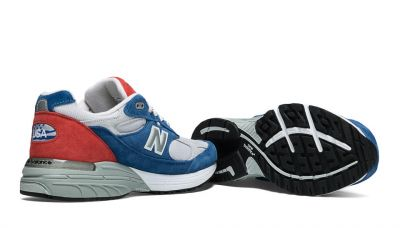 Кроссовки New Balance mr993lbk limited edition
